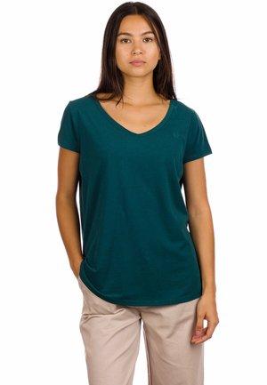 ELLA  - Basic T-shirt - deep teal