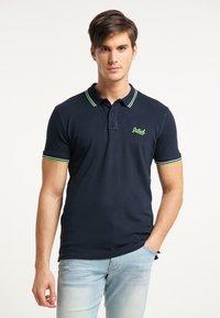 Petrol Industries - Polo shirt - dark navy - 0
