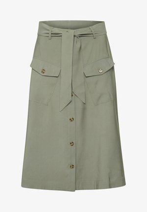 A-line skirt - musk