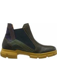 Think! - Classic ankle boots - rosmarinkombiolivgelb - 4