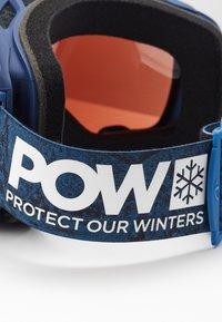 Giro - CONTACT PROTECT OUR WINTER - Lyžařské brýle - black/blue - 2