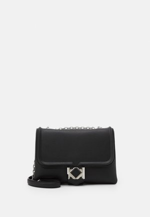 MISS MEDIUM SHOULDERBAG - Across body bag - black
