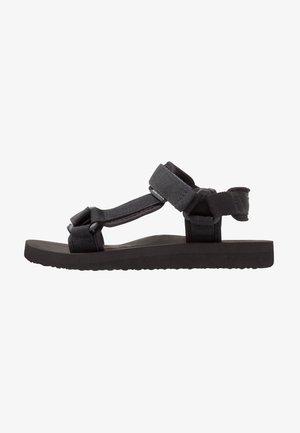 VMMARBLE - Walking sandals - black