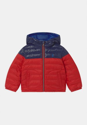 OUTERWEAR - Light jacket - red/newport navy