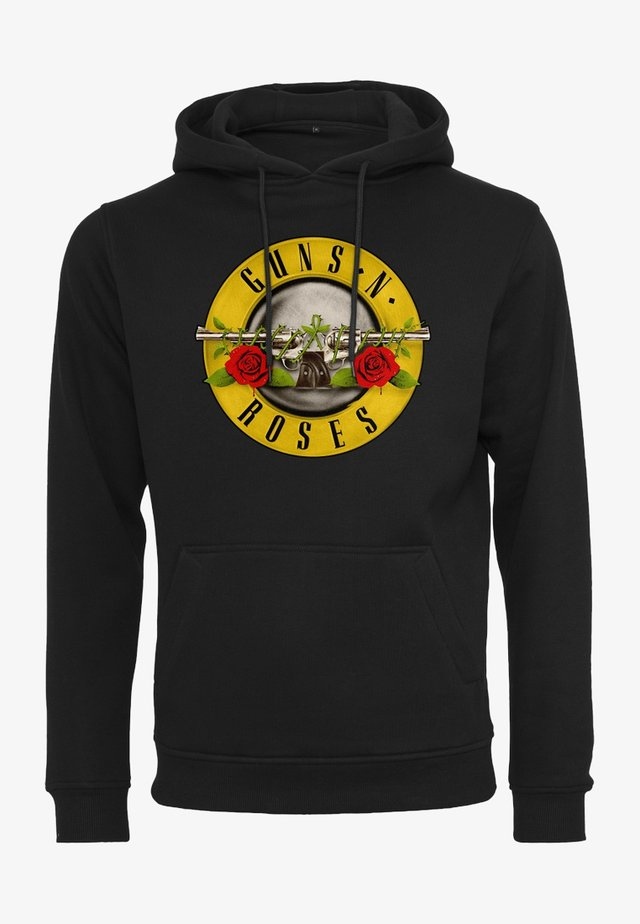 GUNS N' ROSES - Sweat à capuche - black