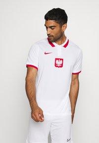 Nike Performance - POLEN - Koszulka reprezentacji - white/sport red - 0