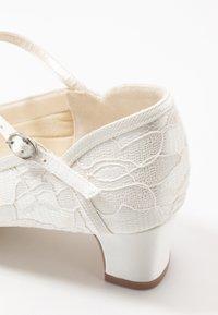 Paradox London Wide Fit - WIDE FIT AMIYA - Scarpe da sposa - ivory - 2