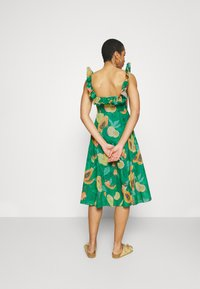 Farm Rio - PAPAYA SALAD MIDI DRESS - Day dress - multi coloured - 2