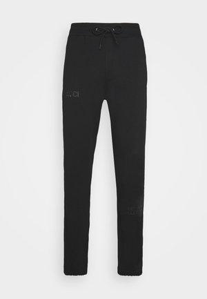 PREMIUM JOGGER UNISEX - Pantaloni sportivi - black