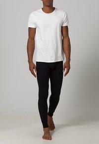 Jockey - MODERN THERMALS - Unterhose lang - black - 0
