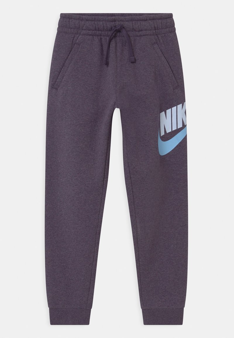 Nike Sportswear - CLUB PANT - Teplákové kalhoty - dark raisin