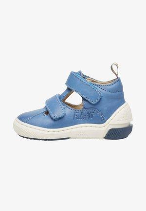 SKIP SEMI-FERMÉE - Walking sandals - azurblau