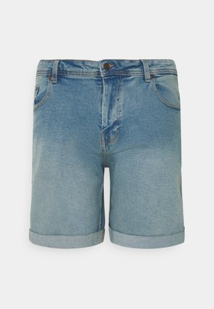 MR ORANGE - Jeans Short / cowboy shorts - light blue