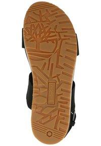 Timberland - TIMBERLAND SANDALEN - Sandals - black 0011 - 2