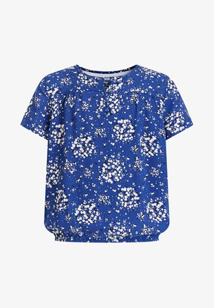 MET BLOEMENDESSIN - Blouse - all-over print