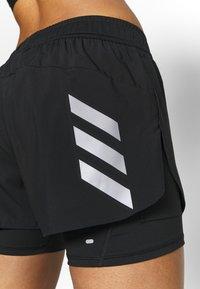 adidas Performance - SHORT - Pantaloncini sportivi - black - 3