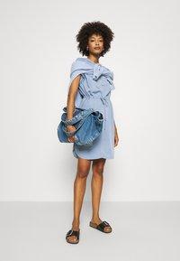 comma - Shirt dress - blue - 1