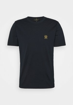 SHORT SLEEVED - Basic T-shirt - dark ink