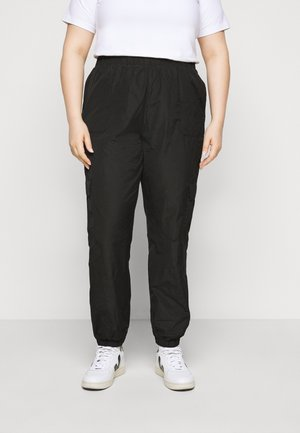 VMVELMA CARGO PANTS - Trousers - black