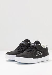 Kappa - DALTON ICE - Sports shoes - black/white - 3