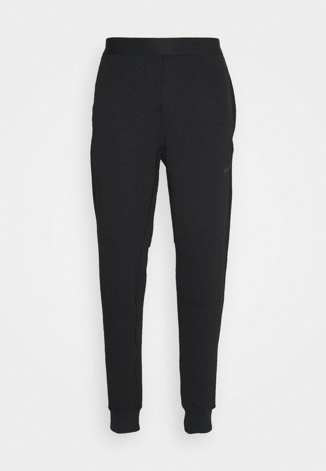 Pantalon de survêtement - black/anthracite