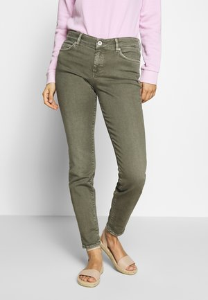 Jeans slim fit - clear fern