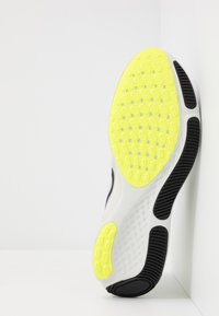 Nike Performance - REACT MILER - Neutral running shoes - grey fog/black/particle grey/volt - 4