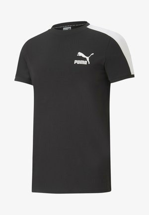 ICONIC  - Print T-shirt - black