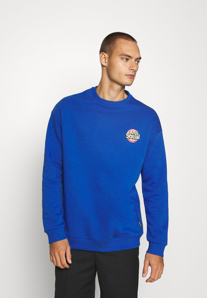 YOURTURN - UNISEX - Sweatshirt - blue