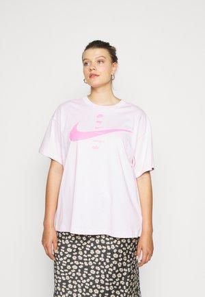 T-shirt imprimé - pink foam