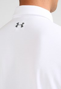 Under Armour - TECH - Funkční triko - white/graphite - 4