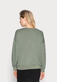 Moss Copenhagen - Sweatshirt - agave green - 2
