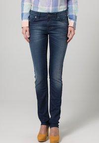 Kuyichi - LINDA - Slim fit jeans - blau - 2