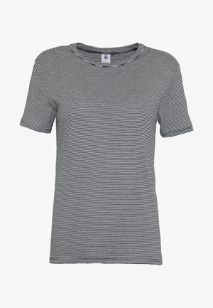 TEE MCSMO/MAXXS - T-shirts med print - smoking/marshmallow