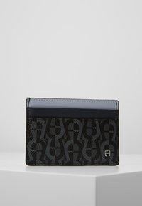 Aigner - CARD CASE - Monedero - black - 0