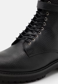 Belstaff - FINLEY - Lace-up ankle boots - black - 6