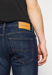 Diesel - D-LUSTER - Slim fit jeans - dark blue - 4