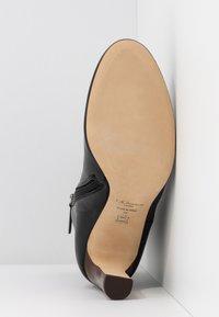 LK Bennett - MIRABEL - Classic ankle boots - black - 6
