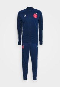 adidas Performance - AJAX AMSTERDAM AEROREADY FOOTBALL TRACKSUIT - Club wear - blue - 6