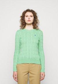 Polo Ralph Lauren - CLASSIC - Jumper - bud green - 0