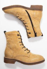 MJUS - Šněrovací kotníkové boty - bisanzio - 3