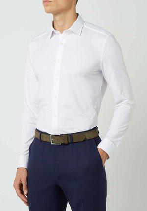 SUPER SLIM FIT - Shirt - weiß
