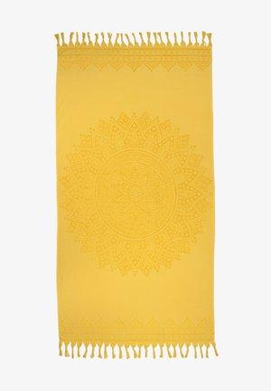 HAMMAM  - Strandhanddoek - yellow