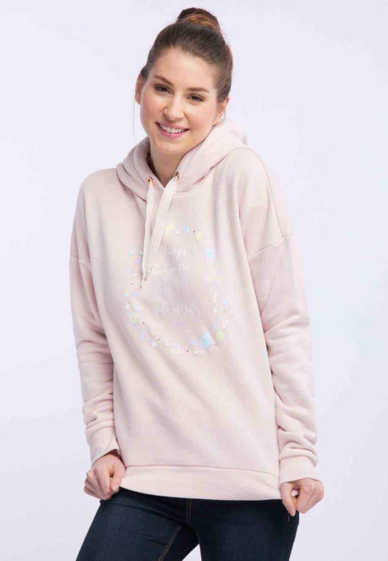 2020 Cool Women's Clothing myMo Hoodie mottled rose XASc2ky01