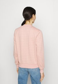 ONLY - ONLMYNTHE JOYCE - Zip-up hoodie - misty rose - 2
