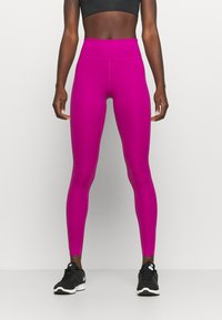 Nike Performance - ONE LUXE - Tights - cactus flower - 0