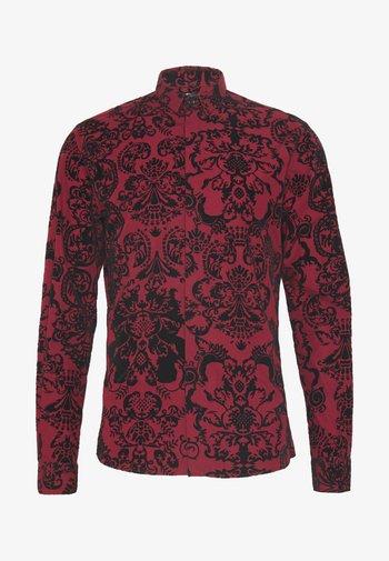 LINFORTH - Kostymskjorta - burgundy