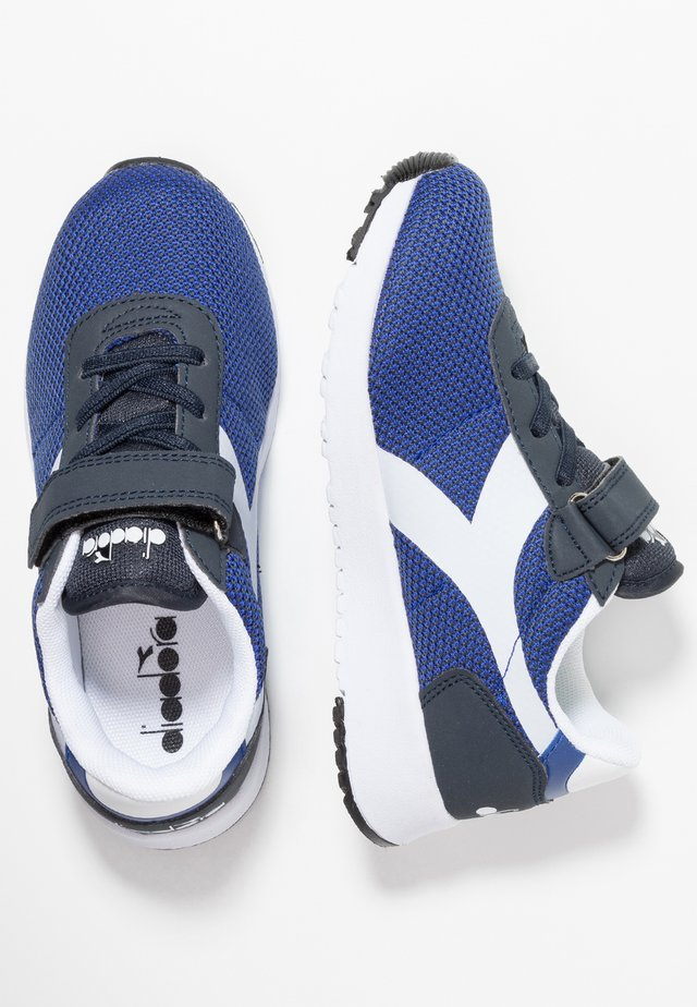 EVO RUN - Neutral running shoes - blue denim