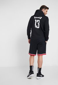 Nike Performance - NBA HOUSTON ROCKETS JAMES HARDEN NAME&NUMBER HOODIE - Kapuzenpullover - black - 2