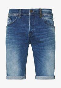 CORVIN - Denim shorts - cletus wash
